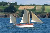 Douarnenez 2006 - A bord de la goélette Belle Poule le 28/07
