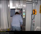 Crew elevator