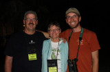 Dave Irons, Shawneen Finnegan and I... good times :)