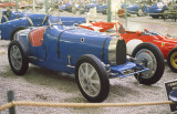 1929 Bugatti type 35C Châssis 4928  biplace course