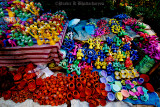 Lamps being sold in Diwali at Ranchi