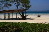 A Silent Beach