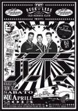 THE JETS (UK) @ Fun House Tattoo Club - 20/04/2013