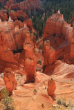 0829 Vertical Hoodoos in front of Pink  White Cliffs.jpg