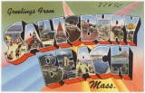 Salisbury Beach Postcards