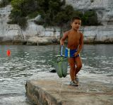 Fishing - Cala d'Alcalfar