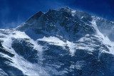 Everest North from AB Camp, 6400m