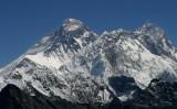 Everest from Renjo-la