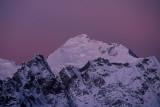 Everest Northeast  before sunrise