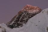 Sunset Everest South-West