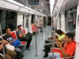 Santo Domingo subway