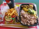 Kingston fast food at Island Grill