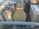 Philadelphia city hall tower view