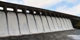 Carron Valley Reservoir spill-over