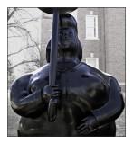 Botero's sculpture