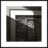 A framed picture  framed