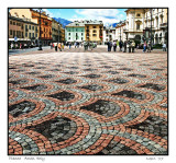 Piazza, Aosta