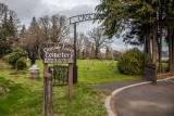 Cascade Locks Cemetery With Jim, Nov 27 2012