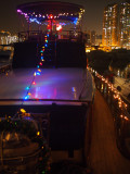 Christmas Light-Up of our junk  Watermark
