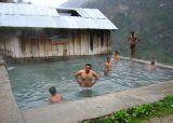 Hot springs, Khirganga