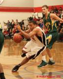 St Lawrence College vs Durham M-Basketball 11-14-12