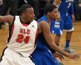 St Lawrence College vs Algonquin M-Basketball 02-09-13