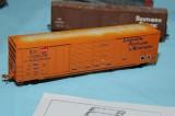 Western Prototype Modelers Meet 2013