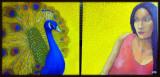 Fragile Earth's Peacocks