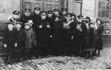 1923 Commissioner Lamb (The Oldest Officer in the Salvation Army) @ Burton Citadel - Taken outside Brook Street Hall