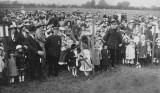 1919 - Childrens Day Eton Road, Burton on Trent