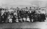 1933 - Burton on Trent Home League Taken behind Brook Street Hall