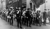 1935 - Burton Citadel Band - (Silver Jubilee of George V & Mary)