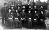 1910 c- Burton Citadel Sunday School Teachers (Missing Names Please)