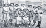 1923 August 2nd - The Life Saving Guards - Drill Instructor Miss E Hathaway - Guard Leader Mrs H Copeland