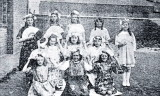 1923 - Young Peoples Singing Company in Little Girls from Japan