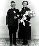 1938 - Captain & Mrs Warne