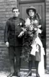 1930 Circa - Reginald Keats & Lily Keats (nee Crawford)