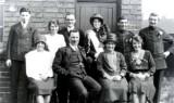 1930 Circa - Reg Keats & Lily Keats (nee Crawford) Wedding Family