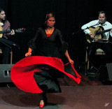 2013_01_16 Flamenco y Punto at ICPNA: CAIN SU GRUPO FLAMENCO Carlos Quiros