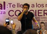 2013_02_14 Alejandro Sanz at Real Plaza Arequipa