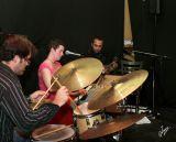 2006_08_16 Megan Jerome Trio