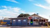 This fine establishment is at Rice's Corner near Taylor TX