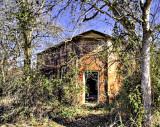 Deposit your money in the old Ellinger Bank, Ellinger TX