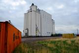 Roggen, CO grain elevator.