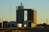Liberal, KS grain elevator.