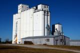 Meade, KS grain elevator.