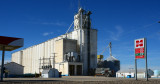 Dighton, KS grain elevator.