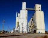 Elkhart, KS/Elkhart Co-op grain elevators.
