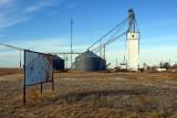 Kit Carson, CO grain elevators.