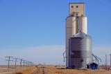 Towner, CO grain elevator.